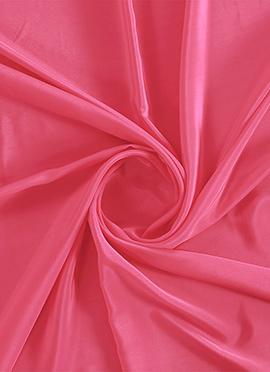 Pink Lemonade Crepe Fabric