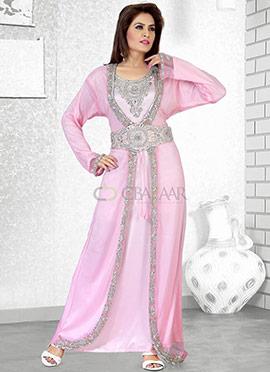 Prettiffic Pink Fustan