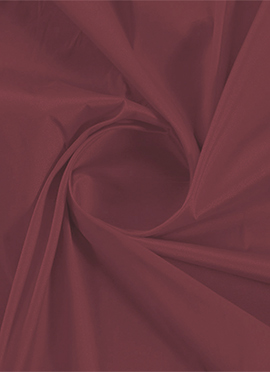 Red Dahlia Taffeta Fabric
