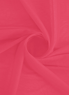 Rogue red Net Fabric