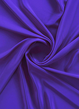 Violet Crepe Fabric