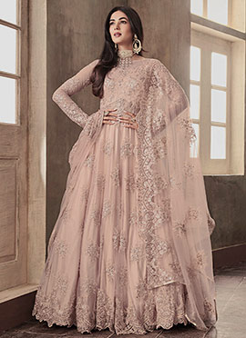 Buy Indian Latest Designer Anarkali Salwar Suits Online Cbazaar