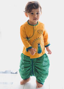 8695c03b16 Buy Boys Dhoti Kurta Dresses   Online Designer Boys Dhoti Kurta ...