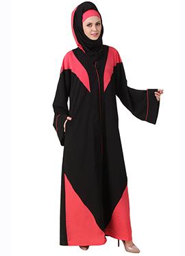 Aara Black Nida Dubai Abaya