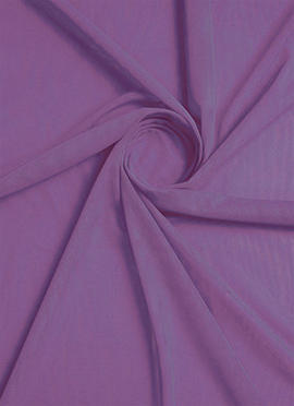 African Violet Net Fabric