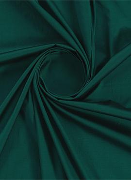 Alpine Green Soft Silk Fabric