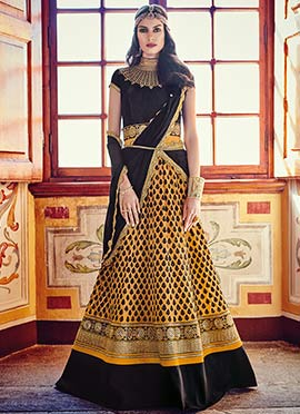 Ankle Length Anarkali Suit
