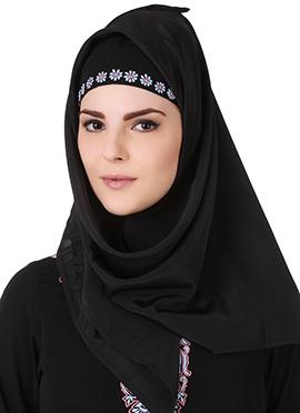Aqeelah Black Nida Hijab