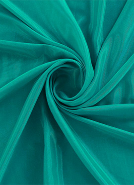 Aqua Green Santoon Fabric