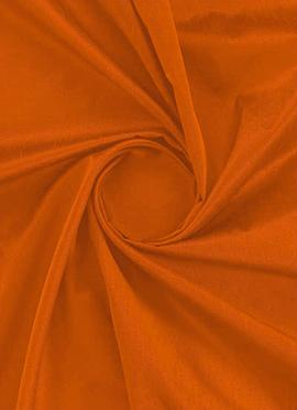 Autumn Maple Dupion Silk Fabric
