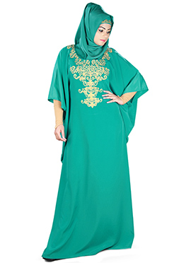 Ayana Turquoise Fustan