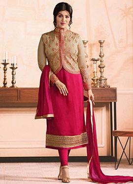 Online Style Jacket Indian Designer Style Salwar Kameez Designer