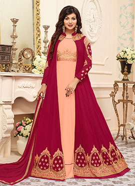 Jacket Style Dress Online New Indian Jacket Style Dresses