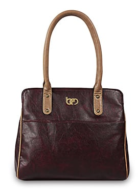Bagsy Malone Maroon Hand Bag