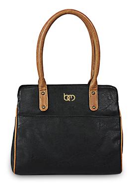 Bagsy Malone Slate Black Hand Bag