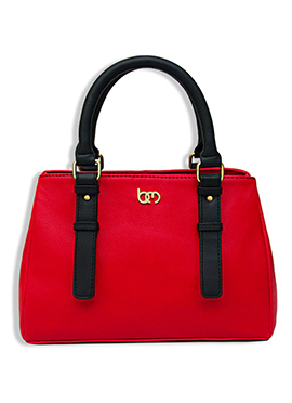 Bagsy Melone Red Hand Bag