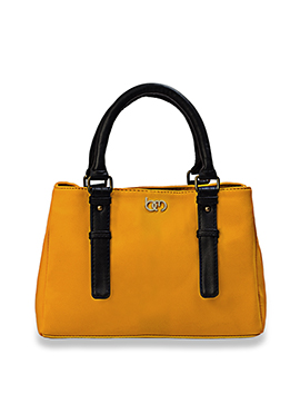 Bagsy Melone Yellow Hand Bag