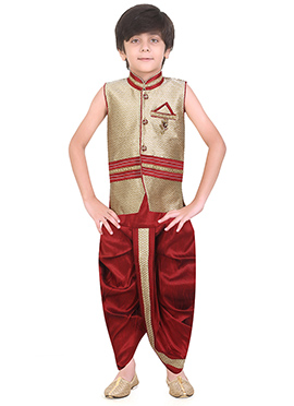 Buy Kids Boys Dresses | Online Kids Boys Clothes | Indian Boy Kids ...