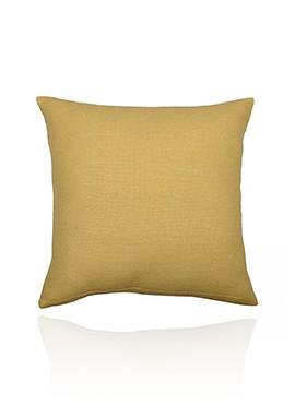 Beige PolySilk Cushion Cover