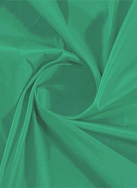 Biscay Green Taffeta Silk Fabric
