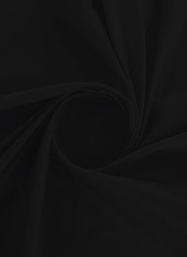 Black Beauty Taffeta Fabric