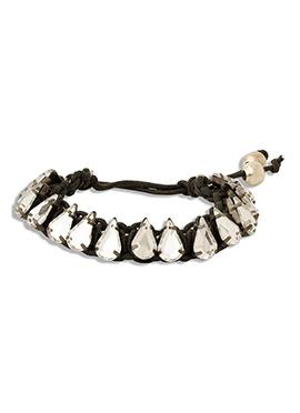 Black N White Bracelet