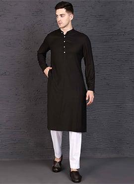 Garçons Kurta Pyjama Shalwar Suit Set