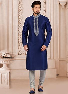 9c6a6b2b96 Indian Kurta Pajamas for Men's | Buy Men's Kurta Pajamas Online