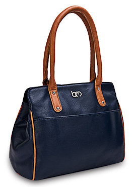 Blue Bagsy Melone Hand Bag