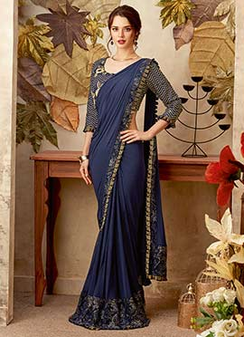 1ef30e3dc3 Shop Ready Pleated Saree styles online | Online Ready Pleated Saree ...