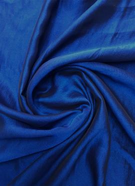 Blue Georgette Fabric