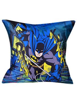 Blue Warner Brother Green Lantern Cushion Cover