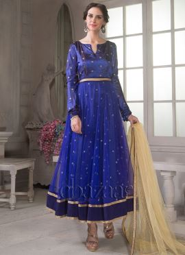 Bollywood Vogue Anarkali Suit