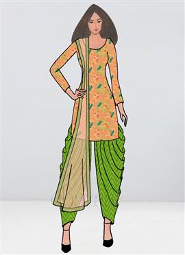 86e3de9cf4 Buy Custom Made Salwar Kameez Online - Shop Latest Indian Custom ...