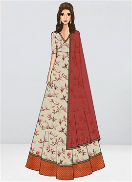 e1da1a0f4 Buy Bollywood Anarkali Dress Salwar Kameez Online - Shop Latest ...