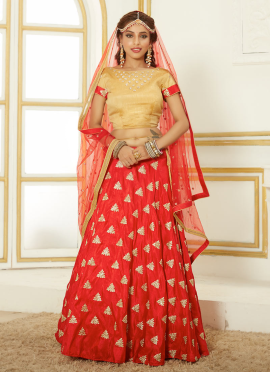 Bollywood Vogue Embellished Lehenga Choli