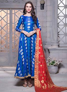 Bollywood Vogue Kameez Churidar and Dupatta
