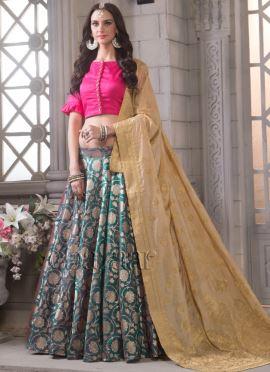 Bollywood Vogue Lehenga Choli N Dupatta