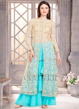 Bollywood Vogue Palazzo Set