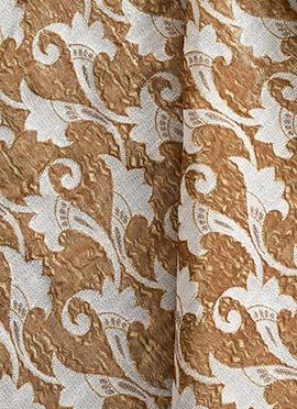 Brown Art Silk Blouse