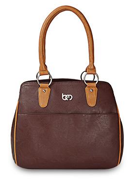 Brown Bagsy Malone Hand Bag