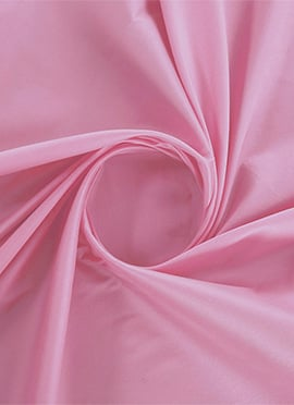 Candy Pink Taffeta Fabric
