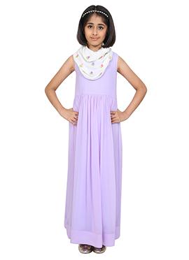 Chiquitita Lavender Kids Gown
