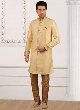 965a254cc1 Men Sherwani: Buy Latest Sherwani Design for Men Online | Cbazaar