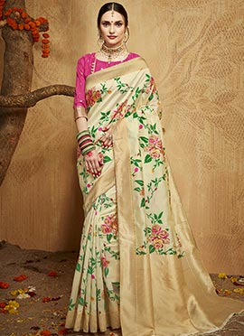 6da5f6ce9a2672 Art Silk Sarees  Buy Art Silk Sarees