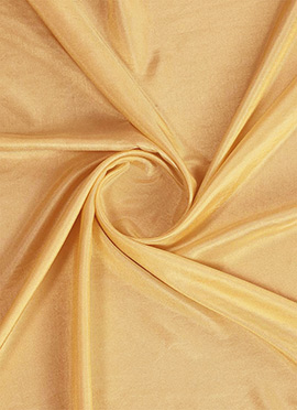 Cream Art Silk Fabric