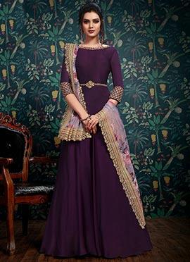 e7280ec7291 Buy Indian Latest Designer Anarkali Salwar Suits Online- Cbazaar