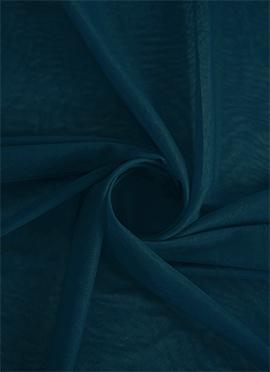 Deep Lagoon Net Fabric