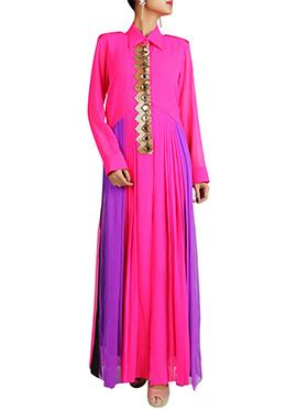 Buy Maxi Dress Indo Western Dresses | Online Maxi Dress Indo ...