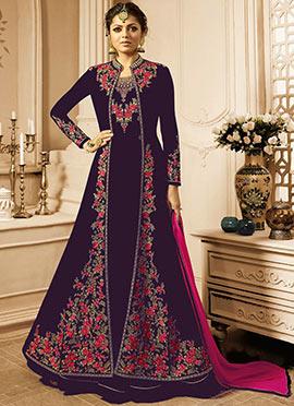 9371115f677d Online Style Jacket   Indian Designer Style Salwar Kameez   Designer ...